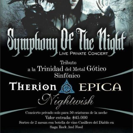 Symphony Of The Night Live Private Concert